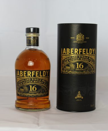 Aberfeldy 16 let Single Malt jemné Scotch