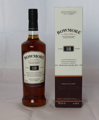 Bowmore 18 let Single Malt