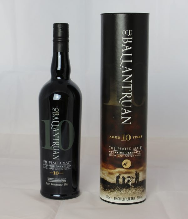Old Ballantruan 10 let Single Malt