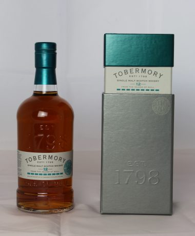 Tobermory 12 let Single Malt