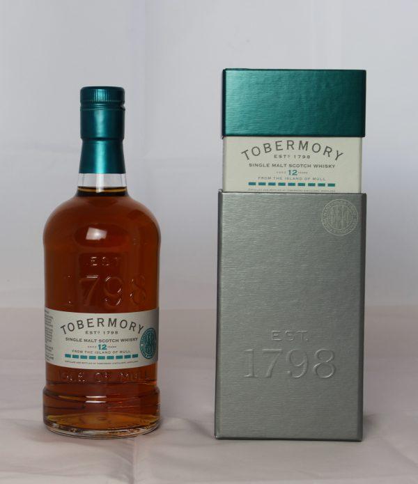Tobermory 12 let Single Malt