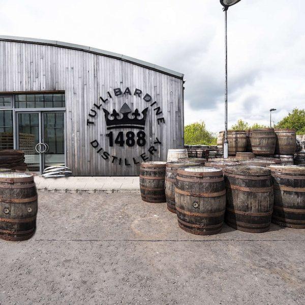 Tullibardine Scotch Distillery in Scotland