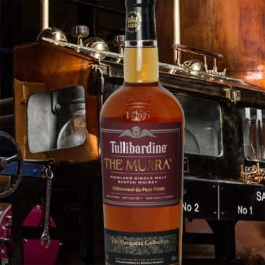 Tullibardine Le Murray in Distillery