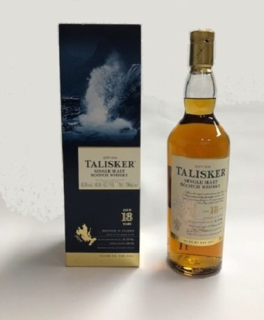 Talisker 18 years Single Malt