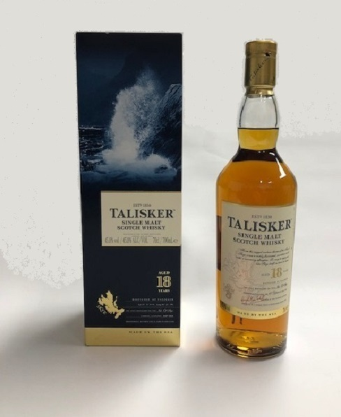 Talisker 18 let Single Malt