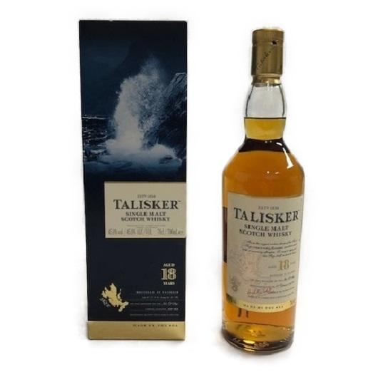 Talisker 18 years Single Malt