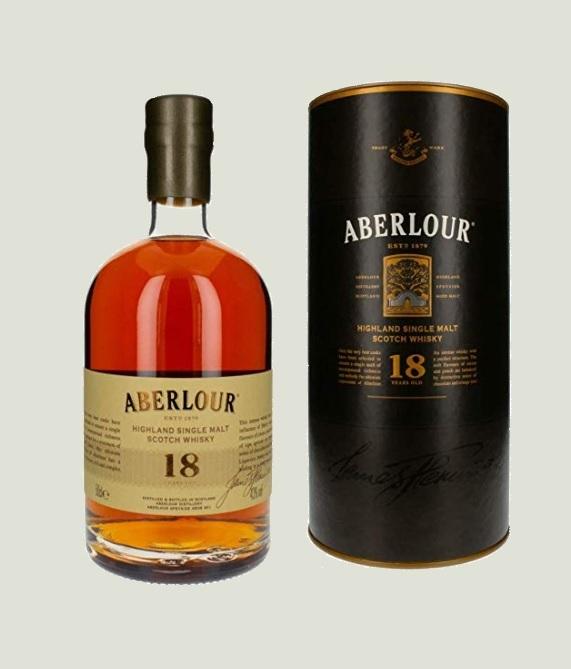Aberlour 18 let single malt