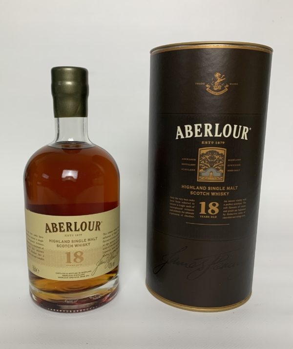 Aberlour 18 years single malt