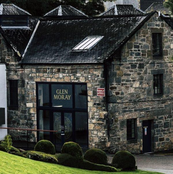 Glen Moray Distillery Visitor Center