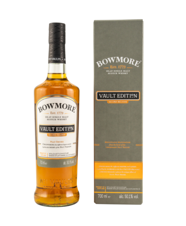 Bowmore Peat Smoke Single Malt