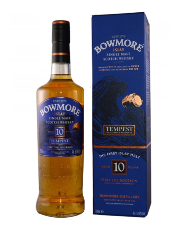 Bowmore Tempest Single Malt