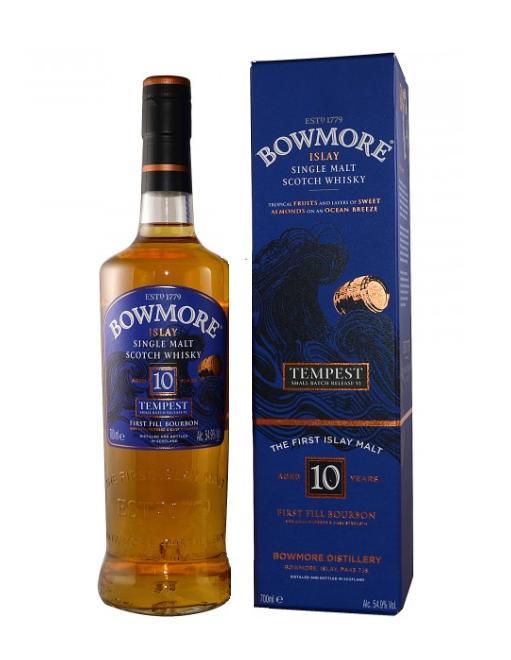 Bowmore Tempest Single Malt