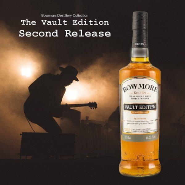 Vault Edition No. 1 Second Release Peat Smoke Single Malt