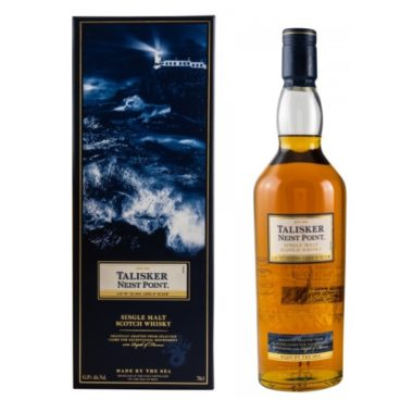 Talisker Neist Point, wild and spicy Single Malt from the Isle of Skye