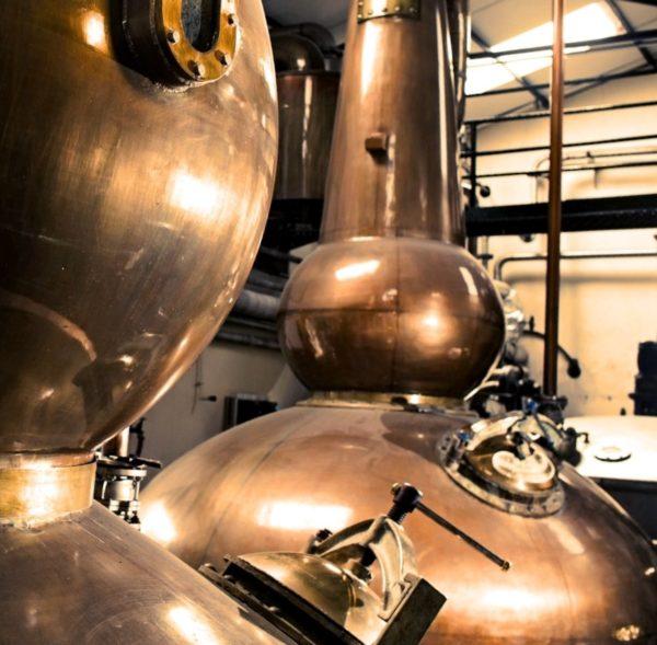 Pot Stilsl Old Pulteney Distillery