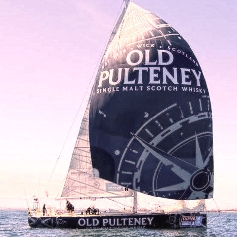 Old Pulteney Yacht bringing the brand to the world