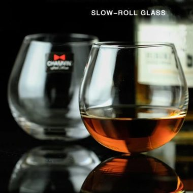 Slow Roll Whisky Glass, for enjoyment with all senses