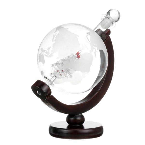 Elegant Carafe Columbus glass ball closure