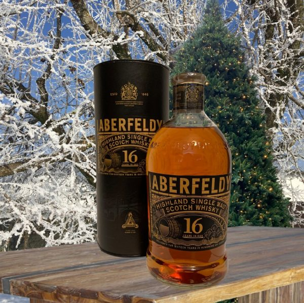 Aberfeldy 16 years Christmas picture