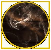 smokey aroma