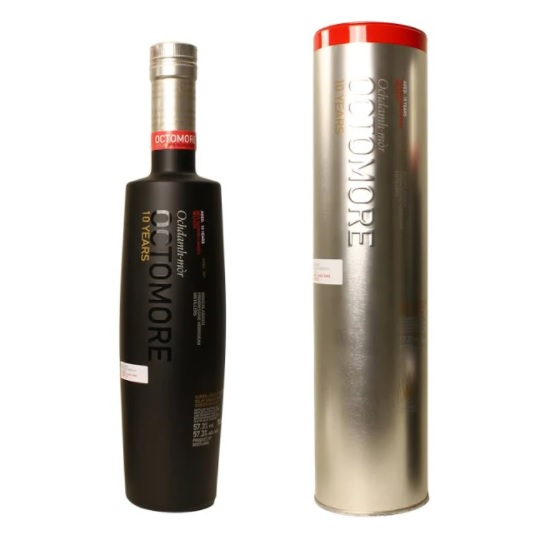 Octomore 10 years Single Malt - Second Limited Edition